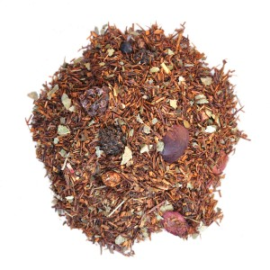 "Rooibos "" EN ROUGE ET NOIR "" fruits rouges"